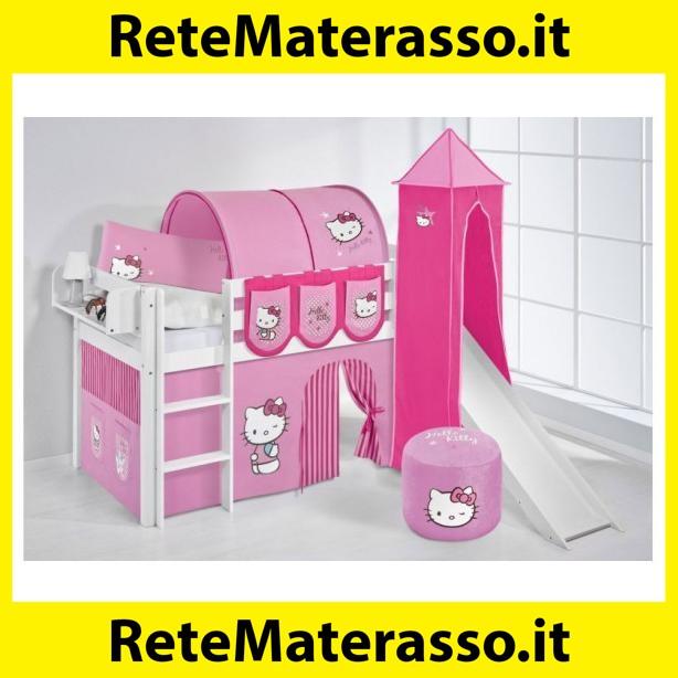 Letti Per Bambini Hello Kitty.Letto Hello Kitty Fantastiche Promozioni Su Internet