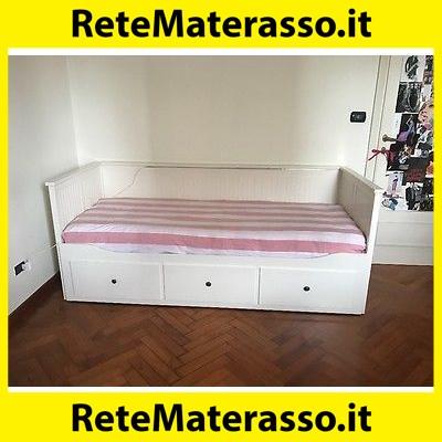 Brandina Pieghevole Con Materasso Ikea.Guida All Acquisto Di Letto Hemnes Ikea