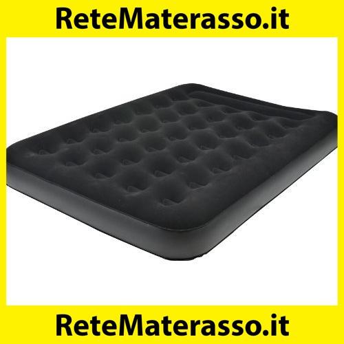 Materassi Gonfiabili Elettrici Intex.Intex Airbed Anatomico Materasso Gonfiabile Matrimoniale