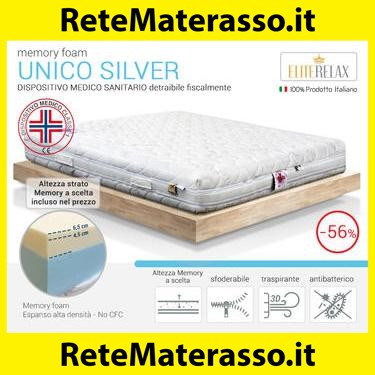I bestseller online di materasso king size molle