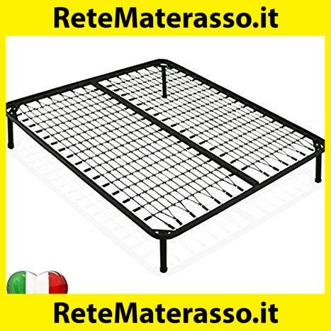 Base del materasso// Non sono necessarie le molle// Supporto resistente in legno per letto// Montaggio facile// 80 x 190 cm Zinus Trisha 17,78 cm Rete del letto a basso profilo resistente